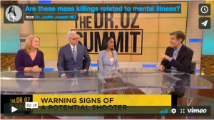 Are these mass killings related to mental illness?