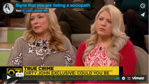 Signs that you are dating a sociopath