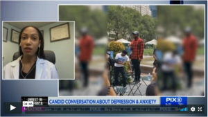 Depression and anxiety during covid 19 unrest in America