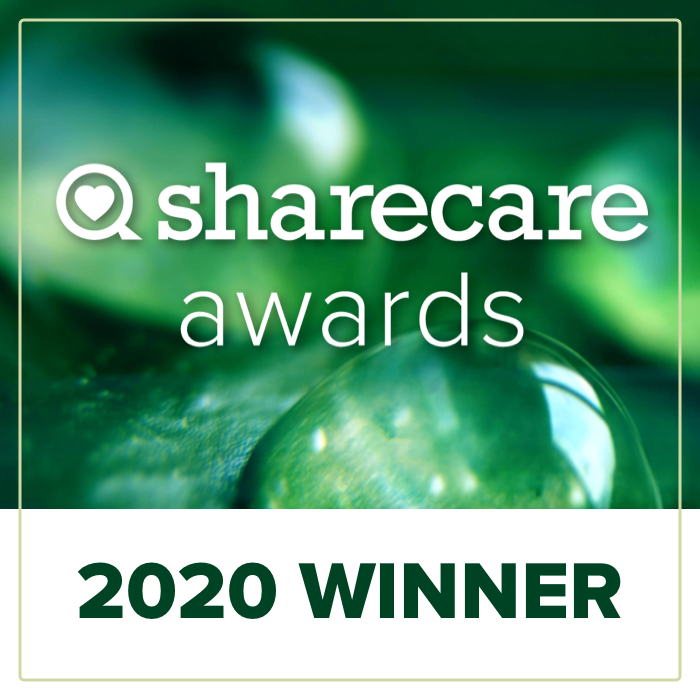 Sharecare Awards Winner